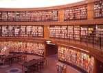 City Library in Stockholm.