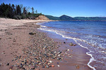 Cape Breton Island North Shore Coastline, Aspy Bay Nova Scotia