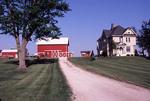 Well kept farm in Illinois