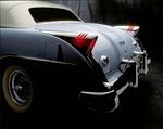 1954 Buick Skylark rear view, 322 Nailhead V-8