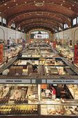 West Side Market, Ohio City, Cleveland, Ohio