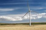 Windmill power generation in Alberta, Canada.