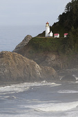 Haceta Head lighthouse, Oregon,