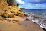 Puerto Rico, Fajardo, Seven Seas Beach