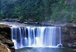 Cumberland Falls, Cumberland River, Kentucky