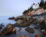 Bass Harbor Light, Mount Desert Island, Acadia National Park, Maine