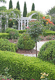 The Georgia Golf Hall of Fame's Botanical Garden Augusta Georgia