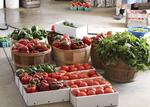 Fresh farm grown produce