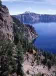 Crater Lake in Oregon