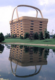 Longaberger Corporate offices in Newark, Ohio