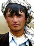 Afghanistan Teenage Boy in Mountains