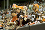 Dawg Pound at Cleveland Browns Stadium