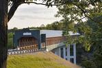 Smolen-Gulf covered bridge in Ashtabula County, Ohio