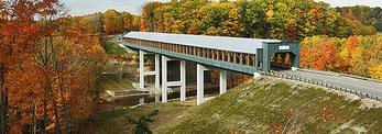 Longest Covered bridge in United States