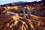 Zabriskie Point, Death Valley National Park, California,