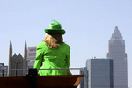 St Patrick's day in Cleveland, Ohio