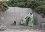 Franklin D Roosevelt Memorial in WaShington DC