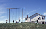 Amish school playground