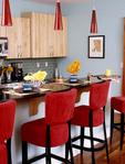 Modern Kitchen in a condo