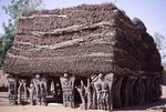Elder Meeting Place,  Burkino Faso, Africa