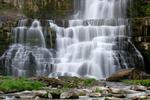Chittenango Falls, Chittenango Falls State Park, New York, USA