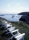 Monhegan Island Coast of Maine