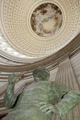 United States US Capitol rotunda area