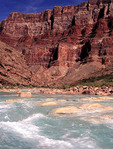 Little Colorado River in the Grand Canyon