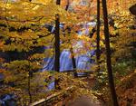 Cuyahoga National park waterfalls