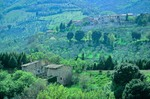 Village of Castagnola in Umbrian countryside near Giano Del Umbria, Umbria, Italy, AGPix_0099