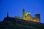 Rock of Cashel, a hilltop stronghold with ruins of cathedral in County Tipperary, Ireland, AGPix_0140
