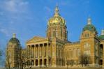 Iowa State Capitol Building, Des Moines, Iowa, AGPix_0182