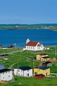 English Harbor, an outport on Trinity Bay, Atlantic Coast, Newfoundland, Canada, AGPix_0208