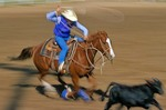 Tri-State High School Rodeo at Canadian Rodeo Arena, Panhandle Area, Canandian, Texas, AGPix_0242
