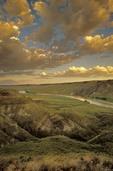 Upper Missouri River Breaks National Monument at Mile 79, BLM Lands, below Loma, Montana, AGPix_0328