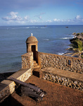 16th Century Fortress of San Felipe at Puerto Plata, Dominican Republic, AGPix_0464