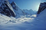 Winter in the Arrigetch Peaks, in the Brooks Range at Gates of the Arctic National Park, Alaska, AGPix_0731