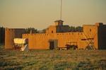 Bent's Old Fort National Historic Site near La Junta, Colorado, AGPix_0784