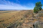 Westside view from Black Mesa in the Black Mesa Nature Preserve, north of Kenton, Oklahoma, AGPix_0888