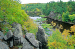 Dales of the St. Croix River, view from Minnesota side at Interstate Park, St. Croix National Scenic Riverway, Wisconsin/Minnesota, AGPix_1041