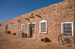 Hubbell Trading Post National Historic Site, Navajo Indian Reservation, Ganado, Arizona, AGPix_1141