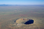 Meteor Crater, an impact site of meteorite 22000 years ago, near Winslow, Arizona, AGPix_1149