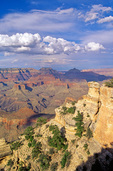 Grand Canyon viewed from Yaki Point on South Rim of Grand Canyon National Park, Arizona, AGPix_1171