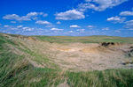 "Deflation hollow or ""blowout"" caused by wind erosion in Sand Hills Country near Mullen, Nebraska, AGPix_1189"