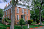 Utah Territorial State House, Utah's first government building, 1851 to 1858, Filmore, Utah, AGPix_1239  