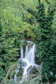 Marmore Waterfall, created in 271 BC when Romans diverted the Velino River, near Terni, Umbria, Italy, IT_3554, AgPix_1463