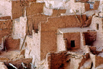 Betatikin, an ancient puebloan Indian cliff dwelling at Navajo National Monument on Navajo Indian Reservation near Kayenta, Arizona, AZ_04732, AGPix_1533