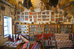 Inside the rug room at Hubbell Trading Post National Historic Site, Navajo Indian Reservation, Ganado, Arizona, _MG_28505, AGPix_1627