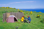 Campground on San Miguel Island at Channel Islands National Park, California, AGPix_1738