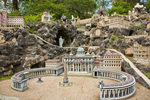 Ave Maria Grotto, on grounds of St. Bernard Abbey, Cullman, Alabama, AGPix_1751